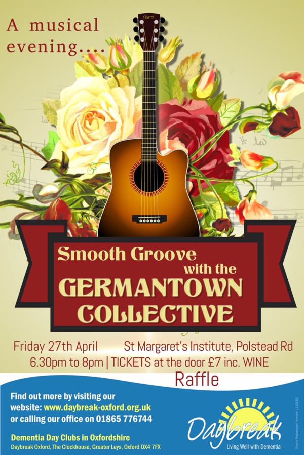 Enjoy the smooth grove with the Germantown Collective at Daybreak