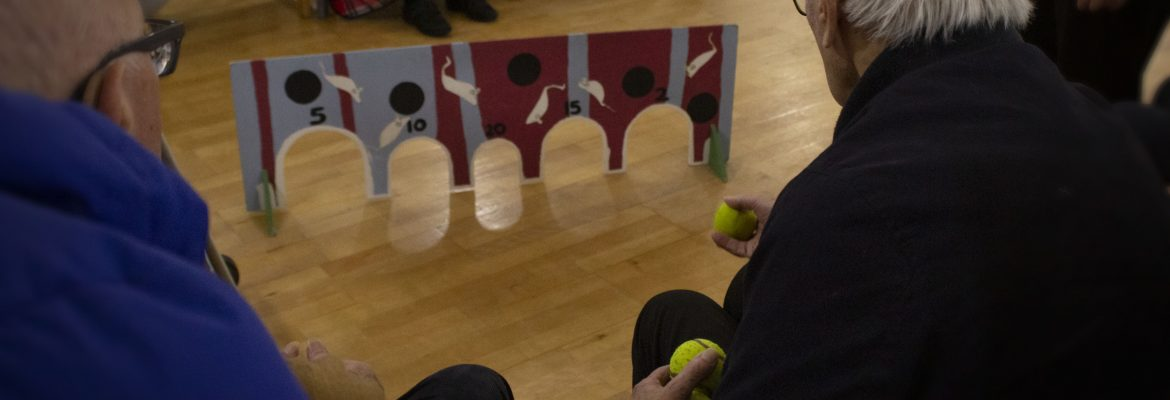 5 benefits of Cognitive Stimulation Therapy key to Daybreak Oxford's Dementia Day Club Members