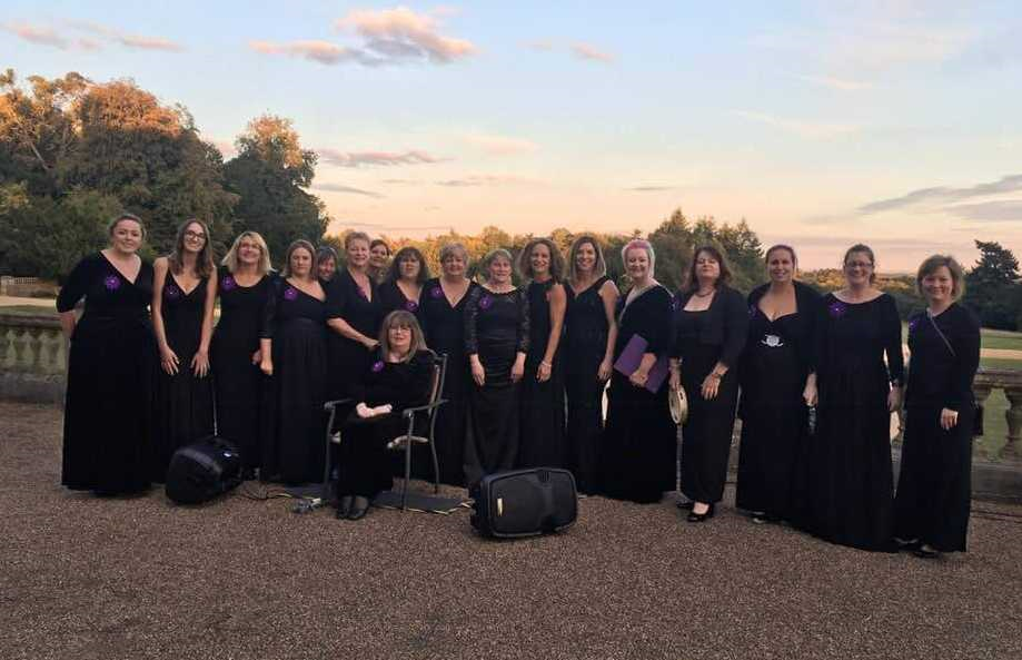 Daybreak concert featuring Brize Norton Military Wives Choir